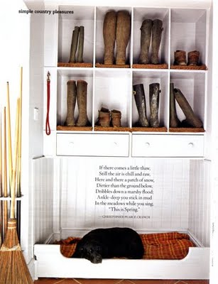 Mud Room Pve Design