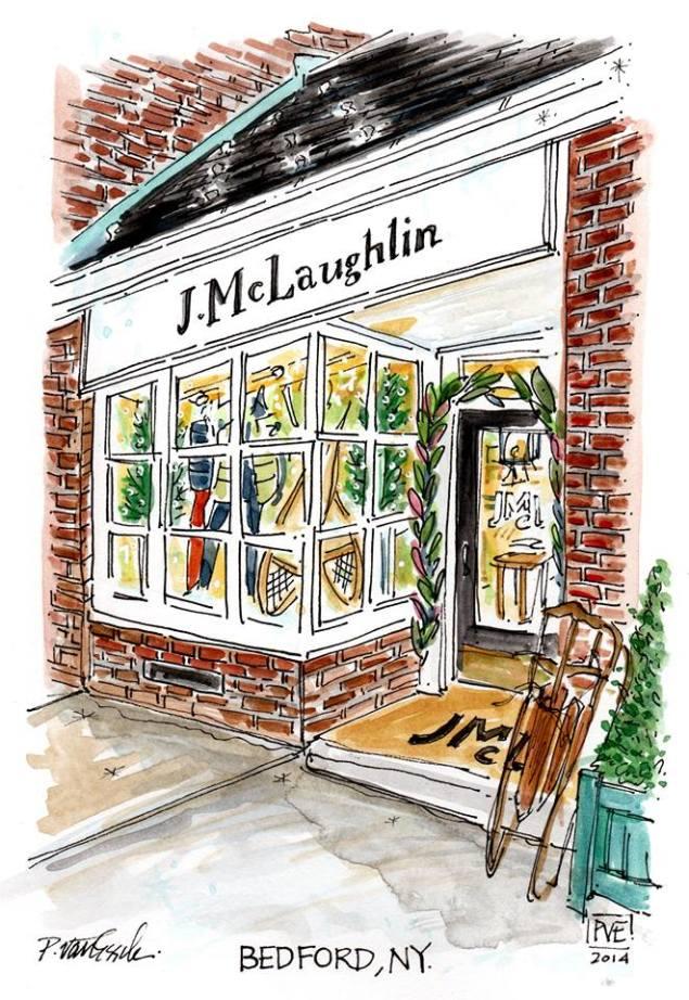 J.McLaughlin shop