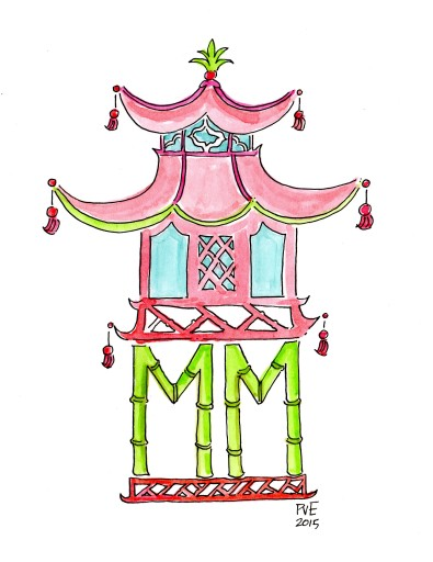 Pagoda Luscious Pve Design