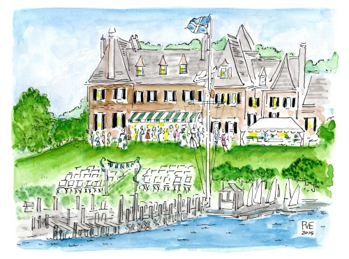 New York Yacht Harbor club