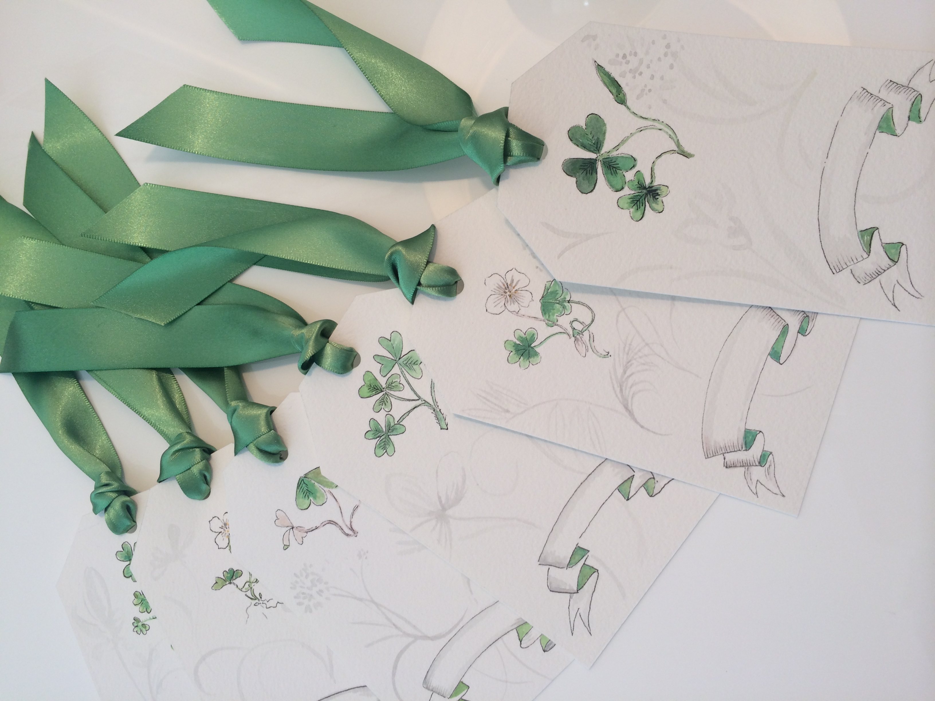 pve st. patrick's gift tags photo