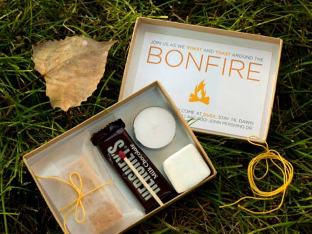 Invite-Bonfire