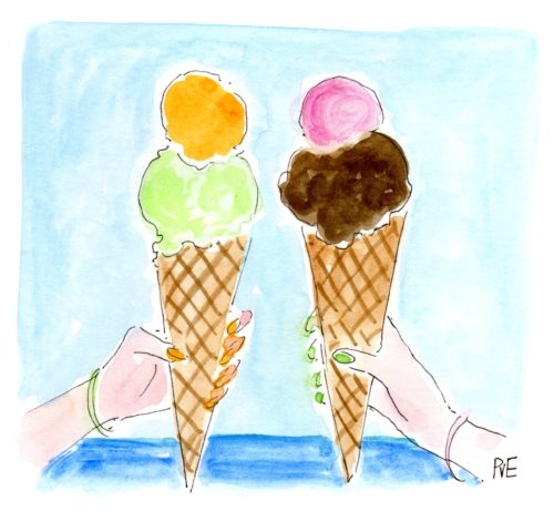 PvE -Ice Cream cones093
