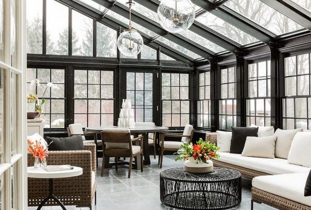 Cool-conservatory-that-doubles-as-a-lovely-living-space